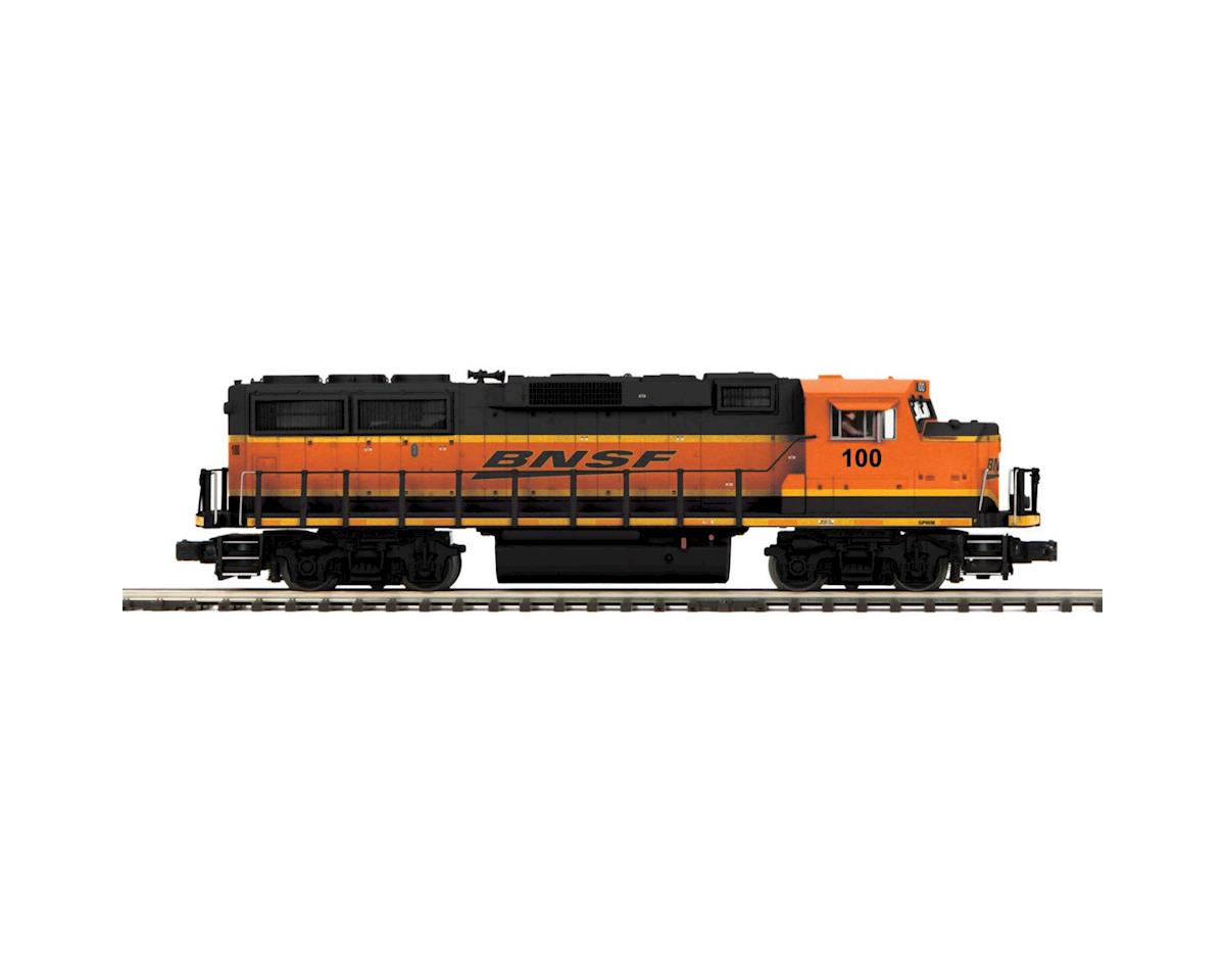 MTH Trains O GP-60M w/PS3, BNSF #100