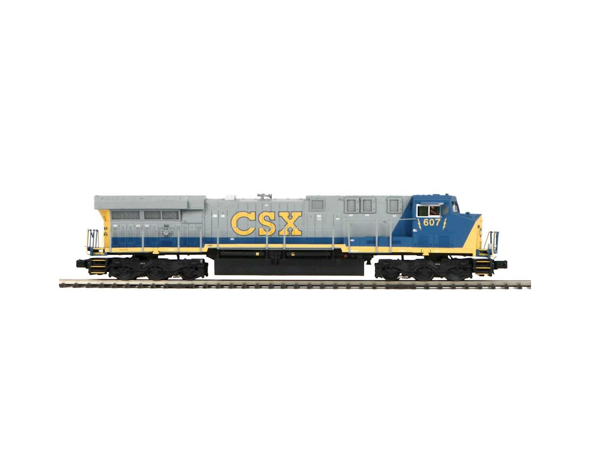 MTH Trains O AC6000 w/PS3, CSX #607