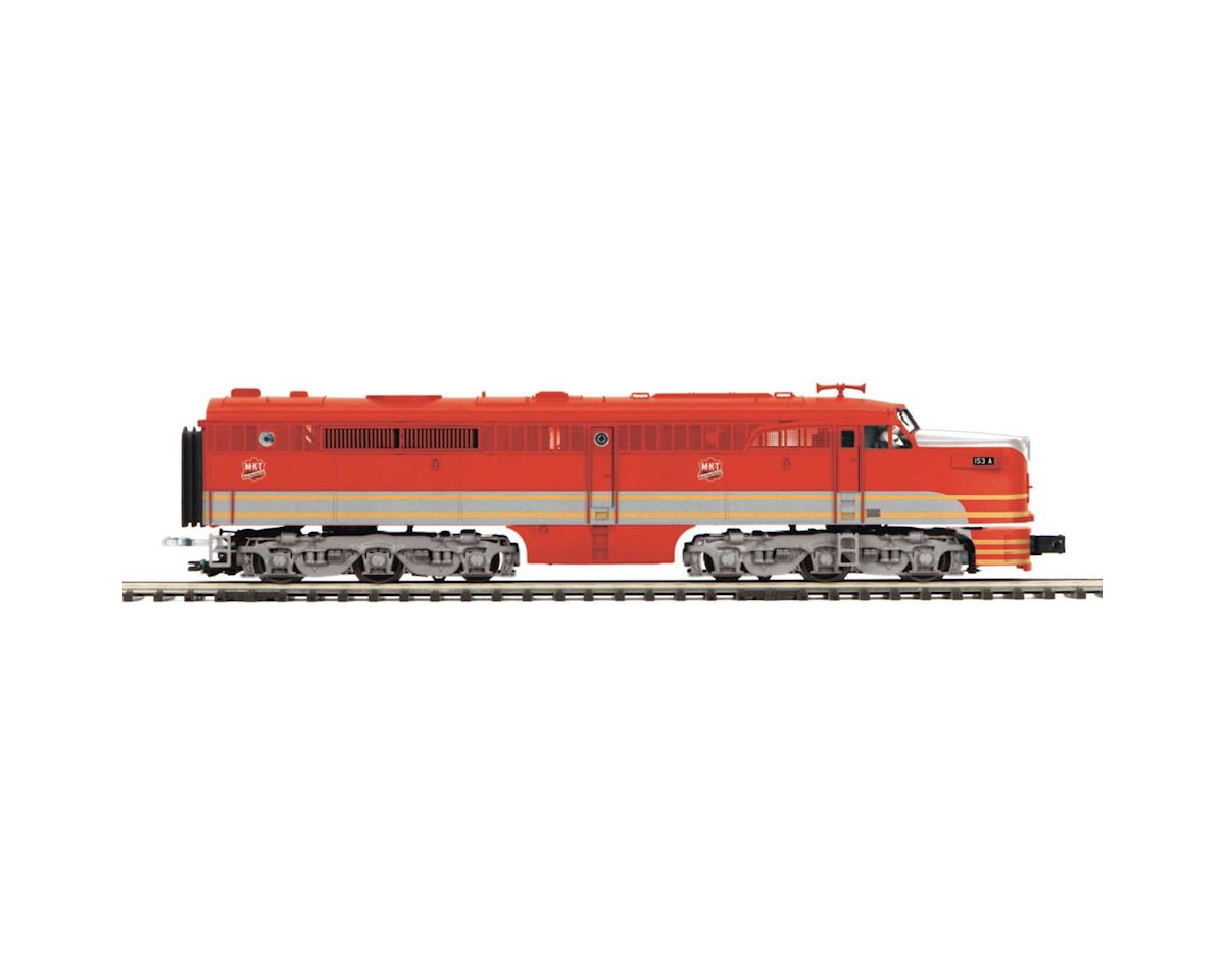 MTH Trains O Hi-Rail PA A w/PS3, MKT  #153A
