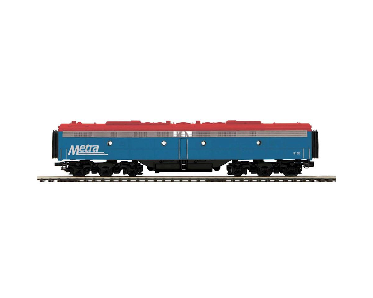 MTH Trains O E8B Dummy, METRA #515