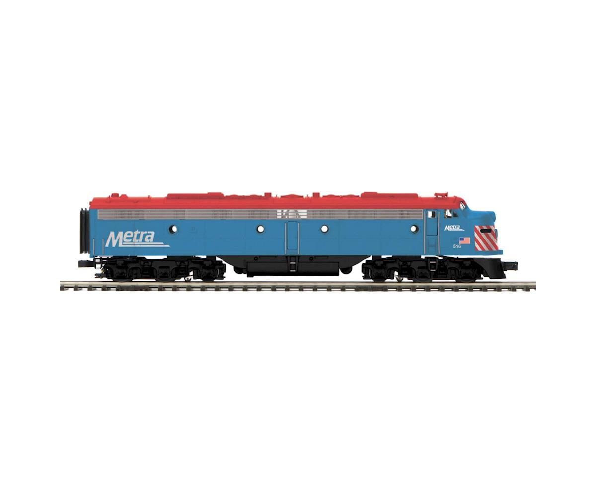 MTH Trains O E8A Dummy, METRA #516