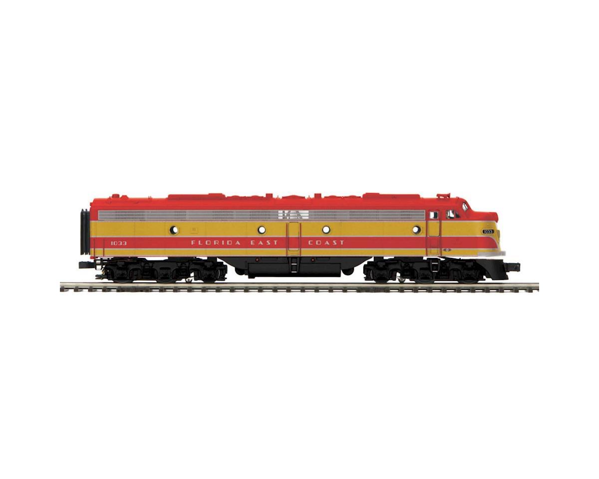MTH Trains O Hi-Rail E8A w/PS3, FEC #1033