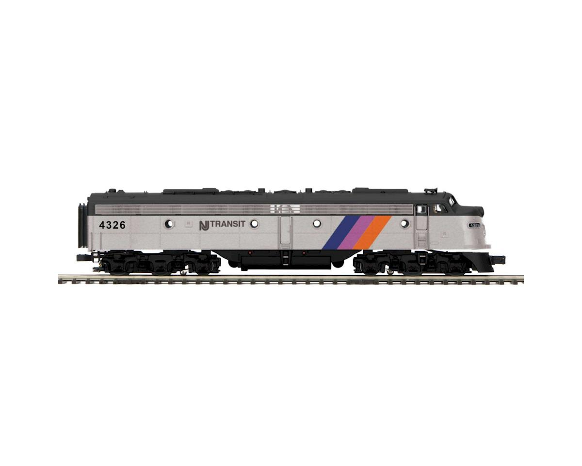 MTH Trains O E8A Dummy, NJT