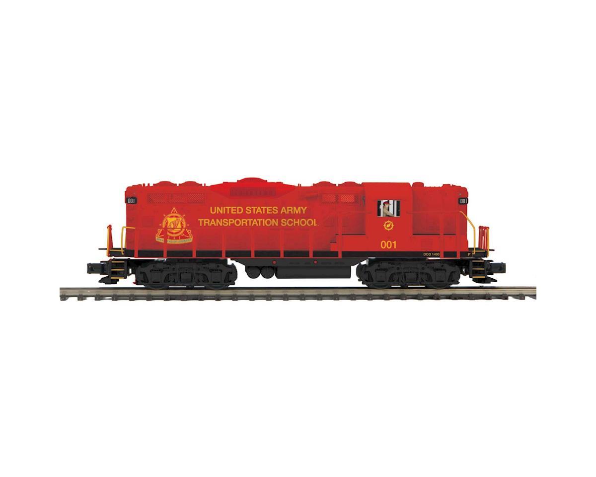 MTH Trains O GP9 w/PS3, US Army #1