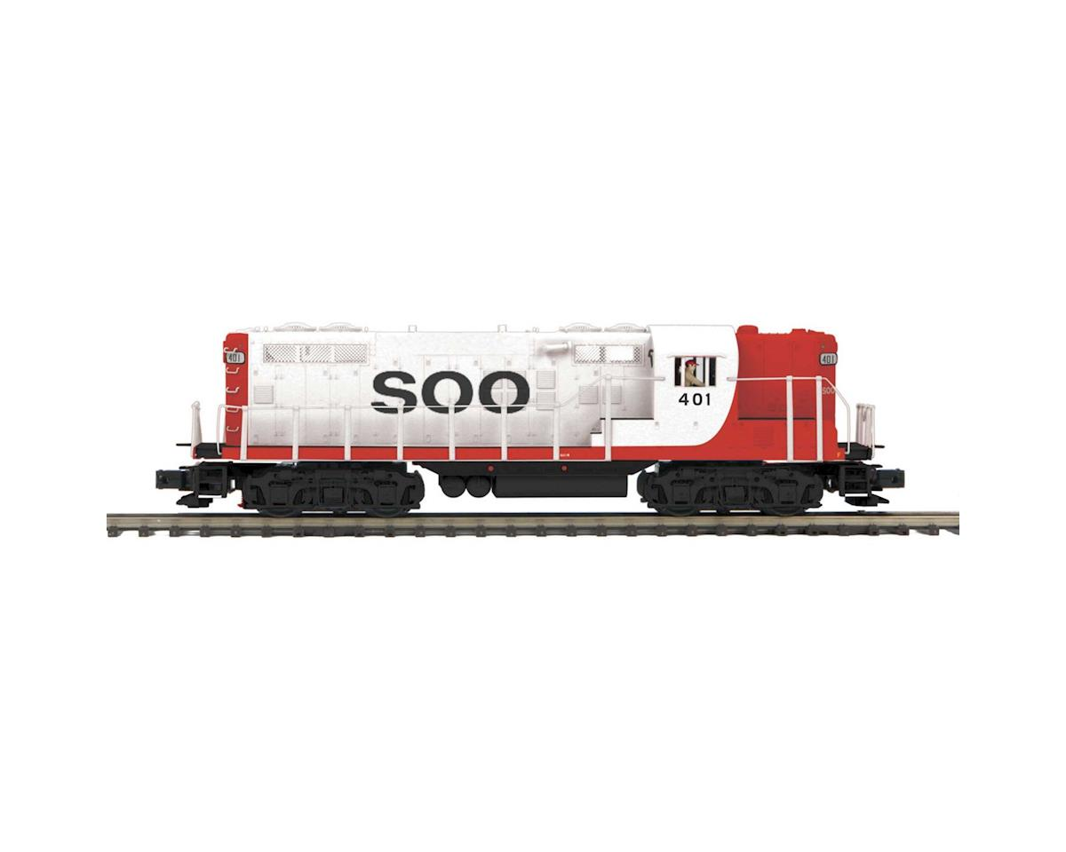 MTH Trains O GP9 w/PS3, SOO #401