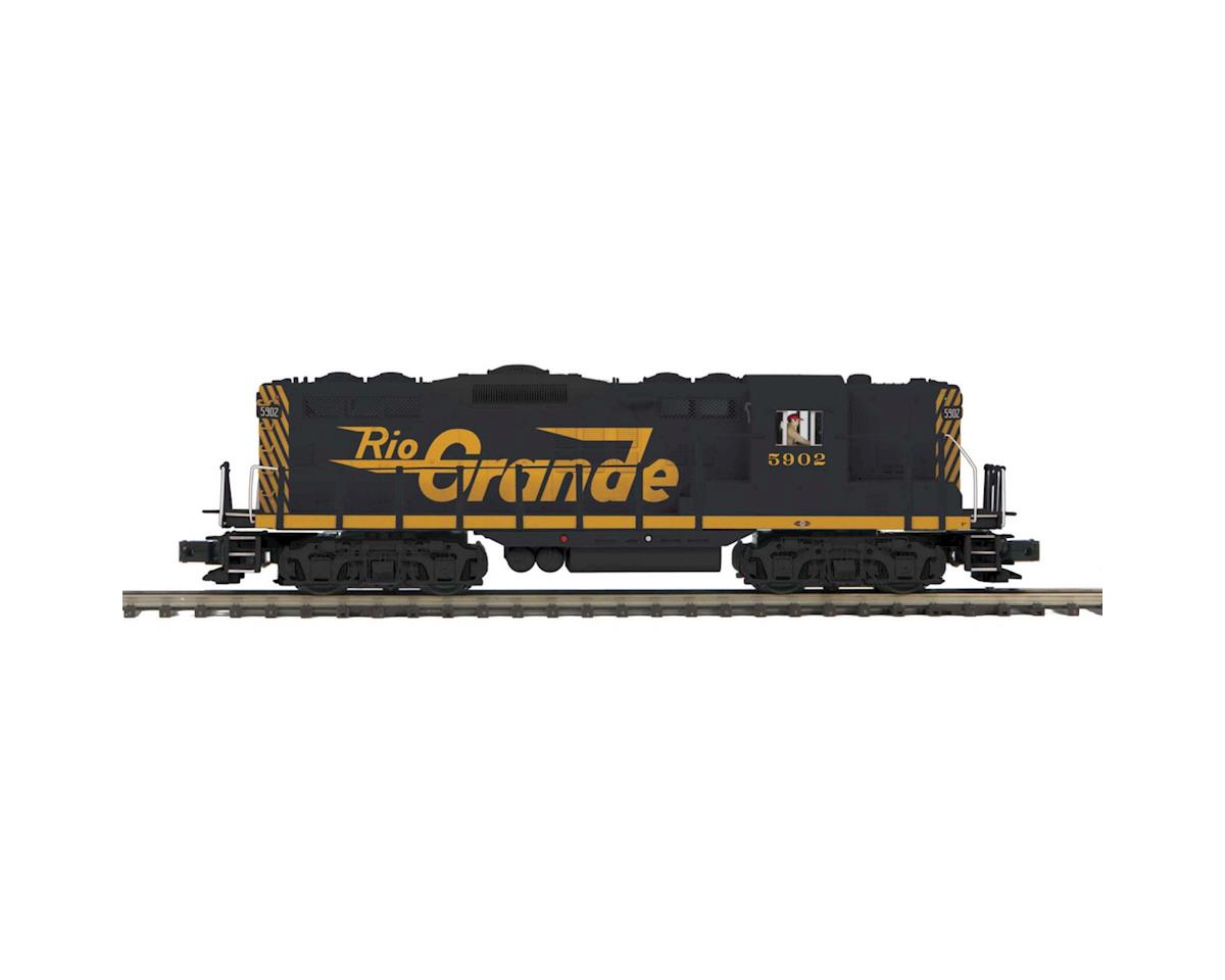 MTH Trains O GP9 w/PS3, D&RGW #5902