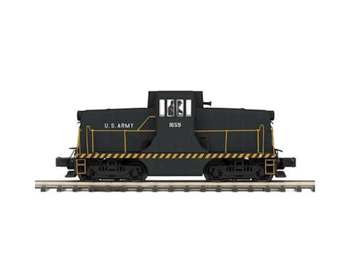 MTH Trains O Hi-Rail 44 Ton Phase 3 w/PS3, US Army #1659