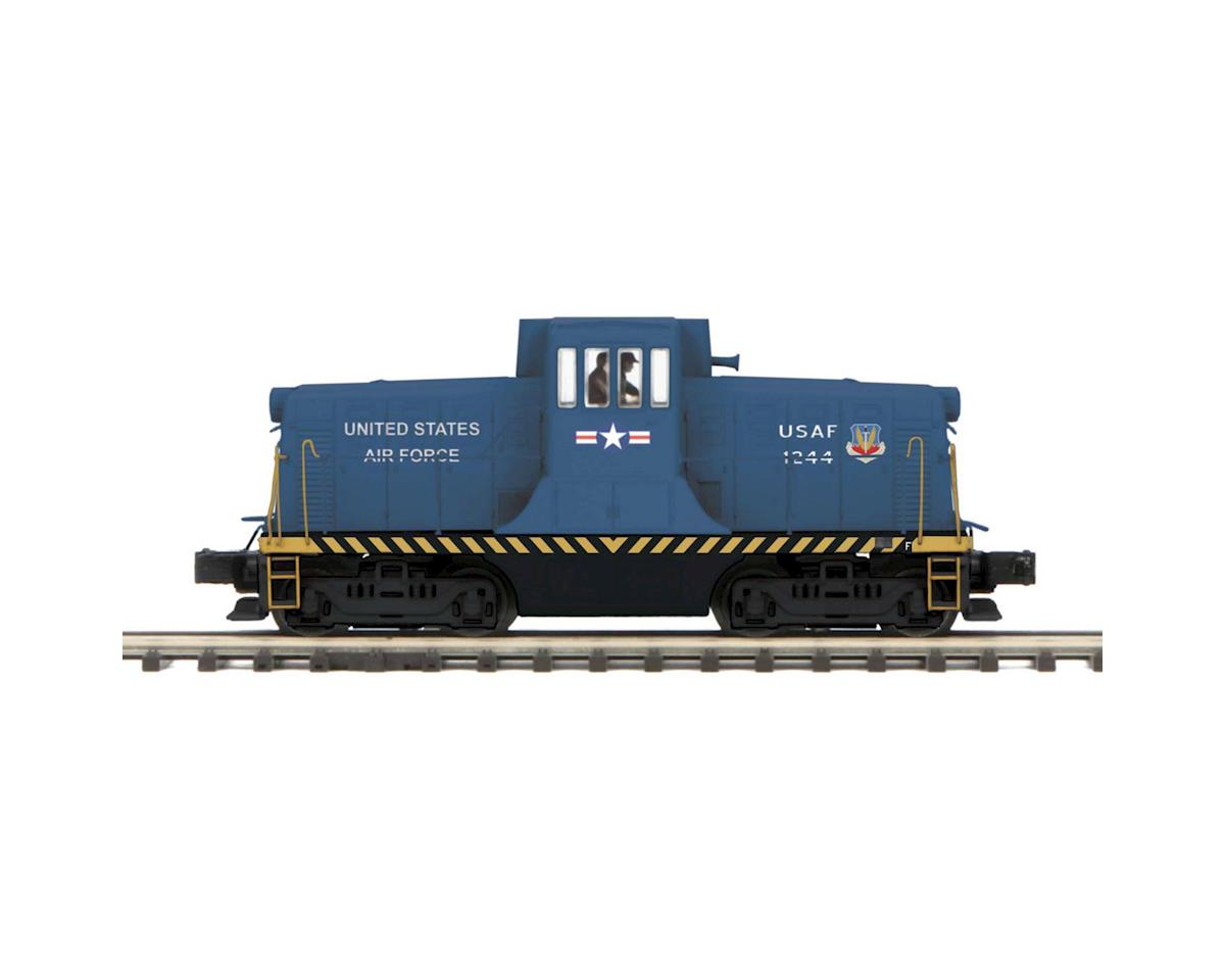 MTH Trains O Hi-Rail 44 Ton Phase 3 w/PS3, USAF #1244