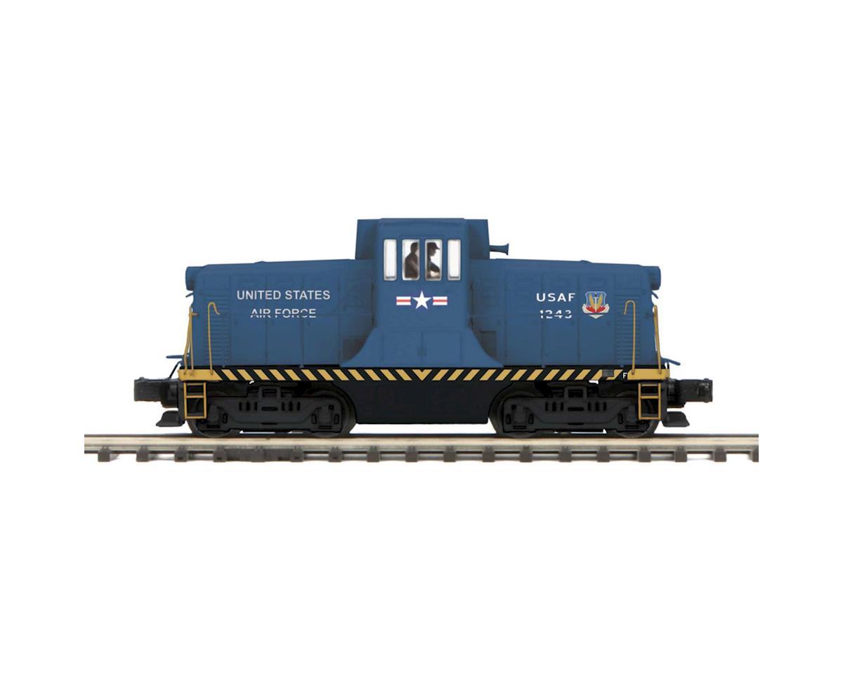 MTH Trains O Hi-Rail 44 Ton Phase 3 w/PS3, USAF #1243