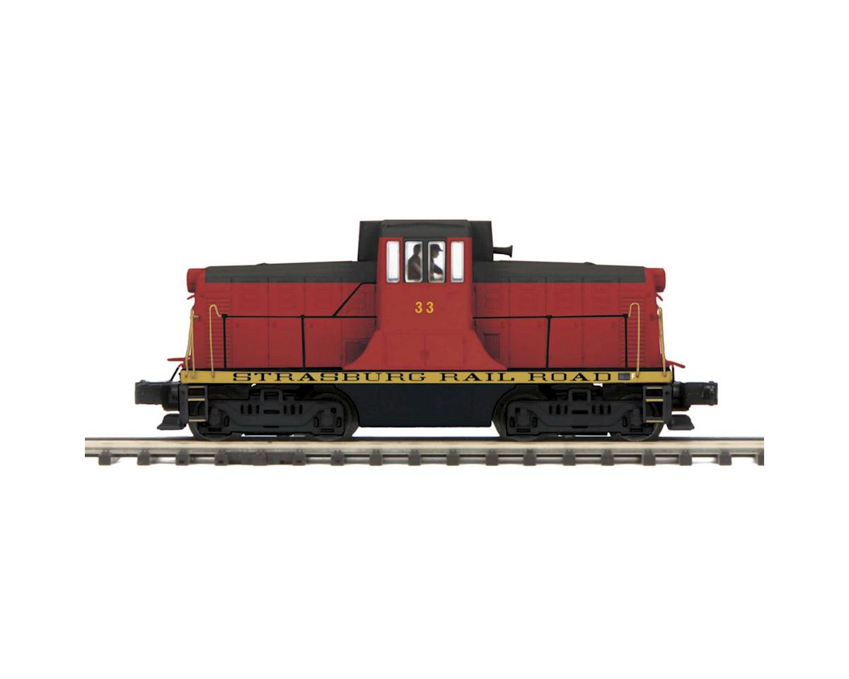 MTH Trains O Hi-Rail 44 Ton Phase 3 w/PS3, STSBG #33