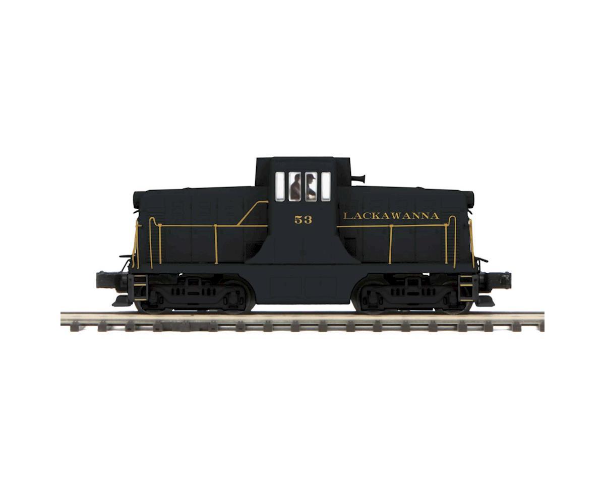 MTH Trains O Hi-Rail 44 Ton Phase 3 w/PS3, DL&W #53