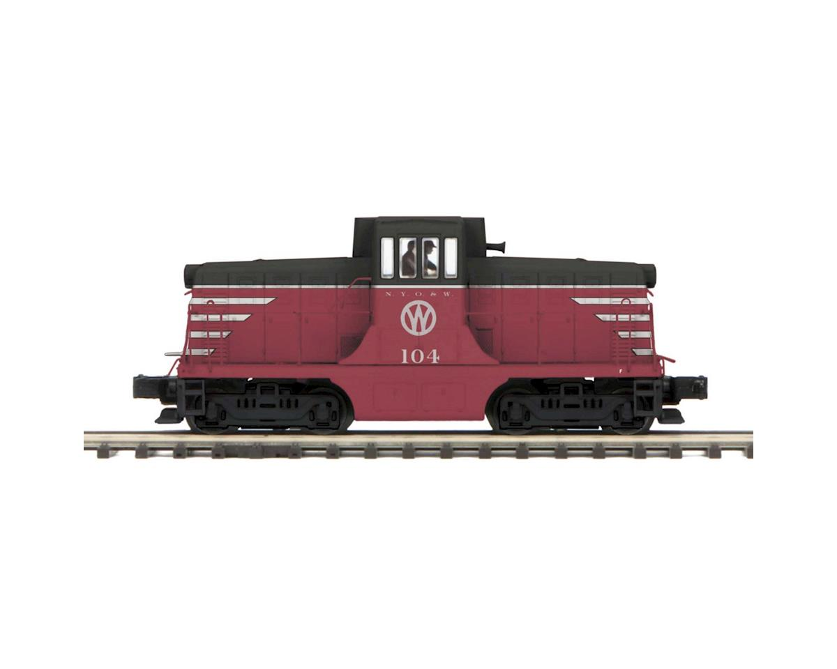 MTH Trains O Hi-Rail 44 Ton Phase 3 w/PS3, NYO&W #104