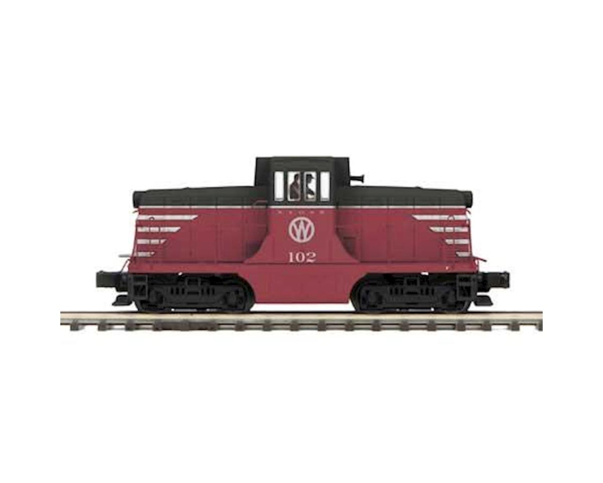 MTH Trains O Hi-Rail 44 Ton Phase 3 w/PS3, NYO&W #102