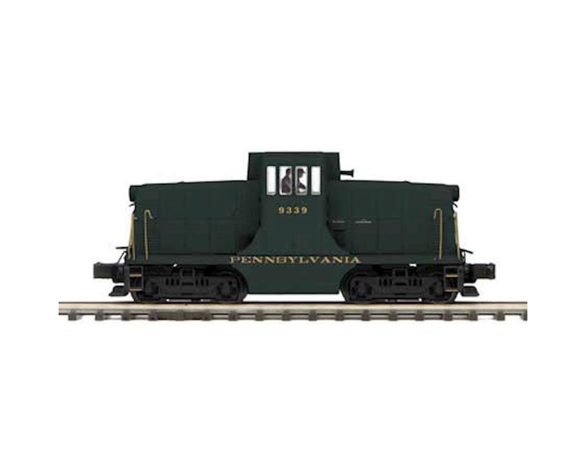 MTH Trains O Hi-Rail 44 Ton Phase 3 w/PS3, PRR #9339