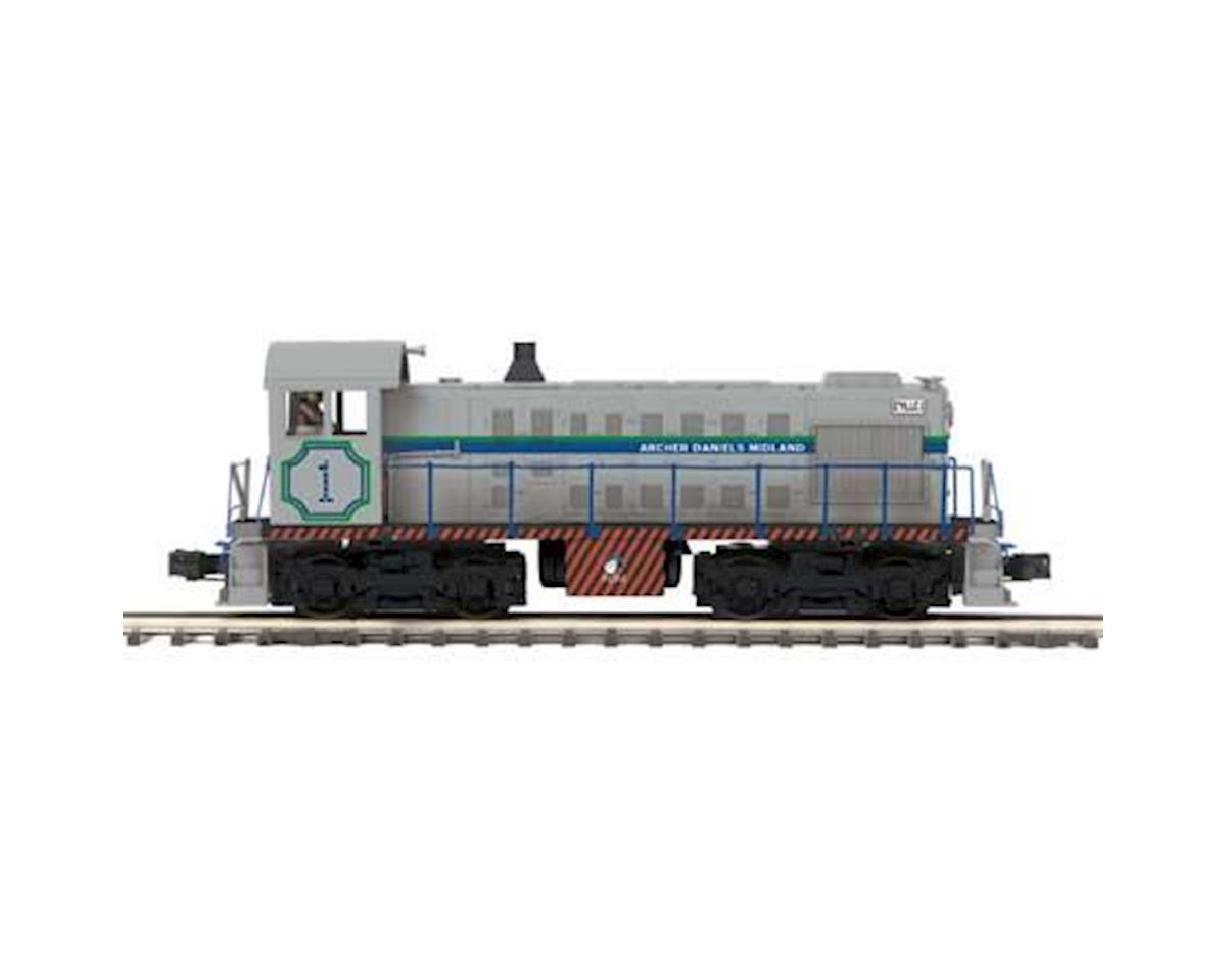MTH Trains O Hi-Rail S-2 Switcher w/PS3, ADM #1