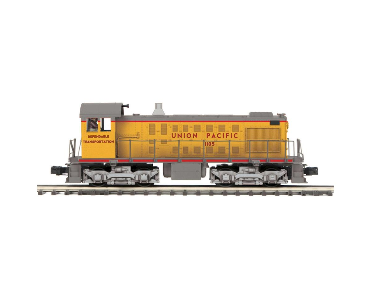 MTH Trains O Hi-Rail S-2 Switcher w/PS3, UP #1105