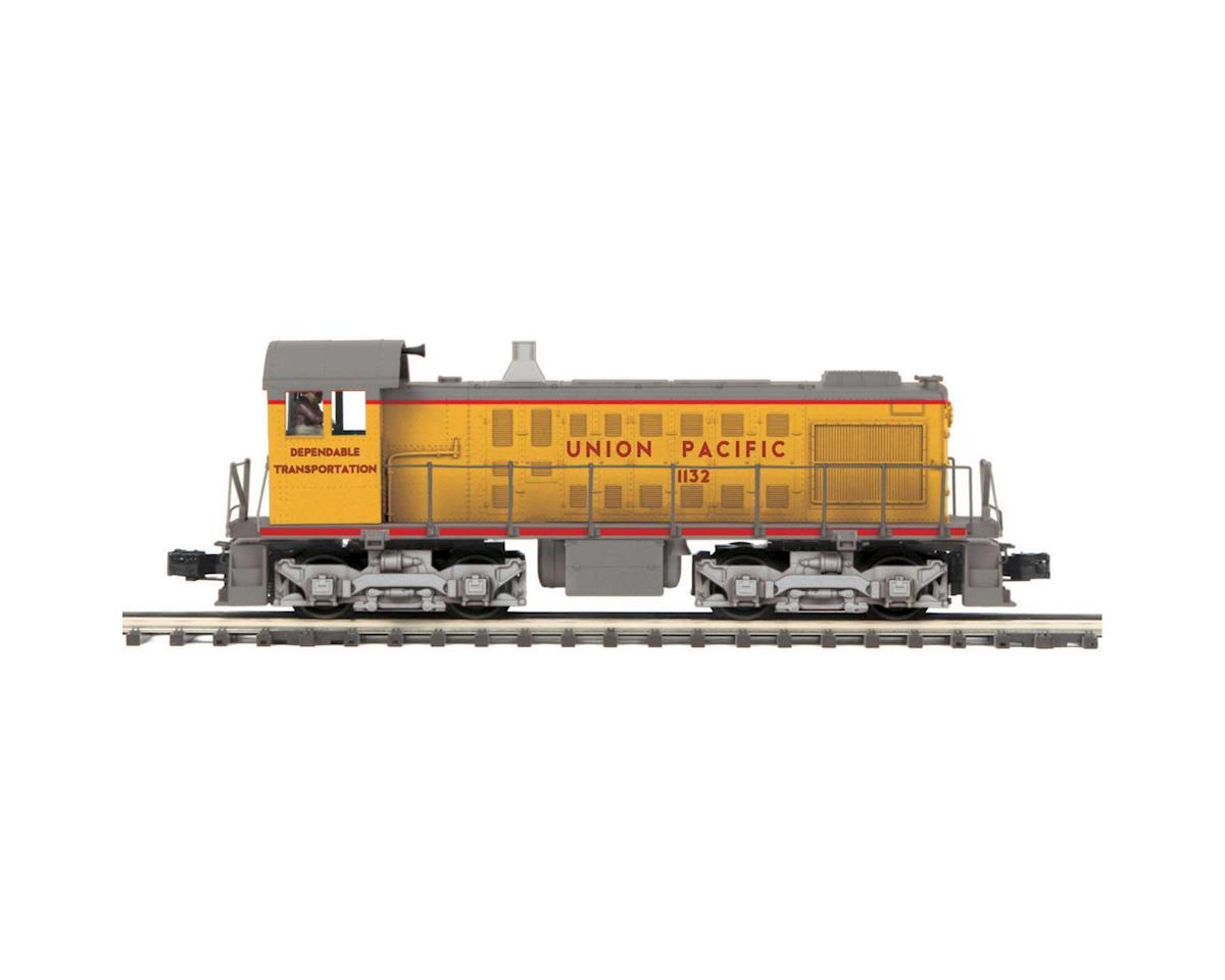 MTH Trains O Hi-Rail S-2 Switcher w/PS3, UP #1132