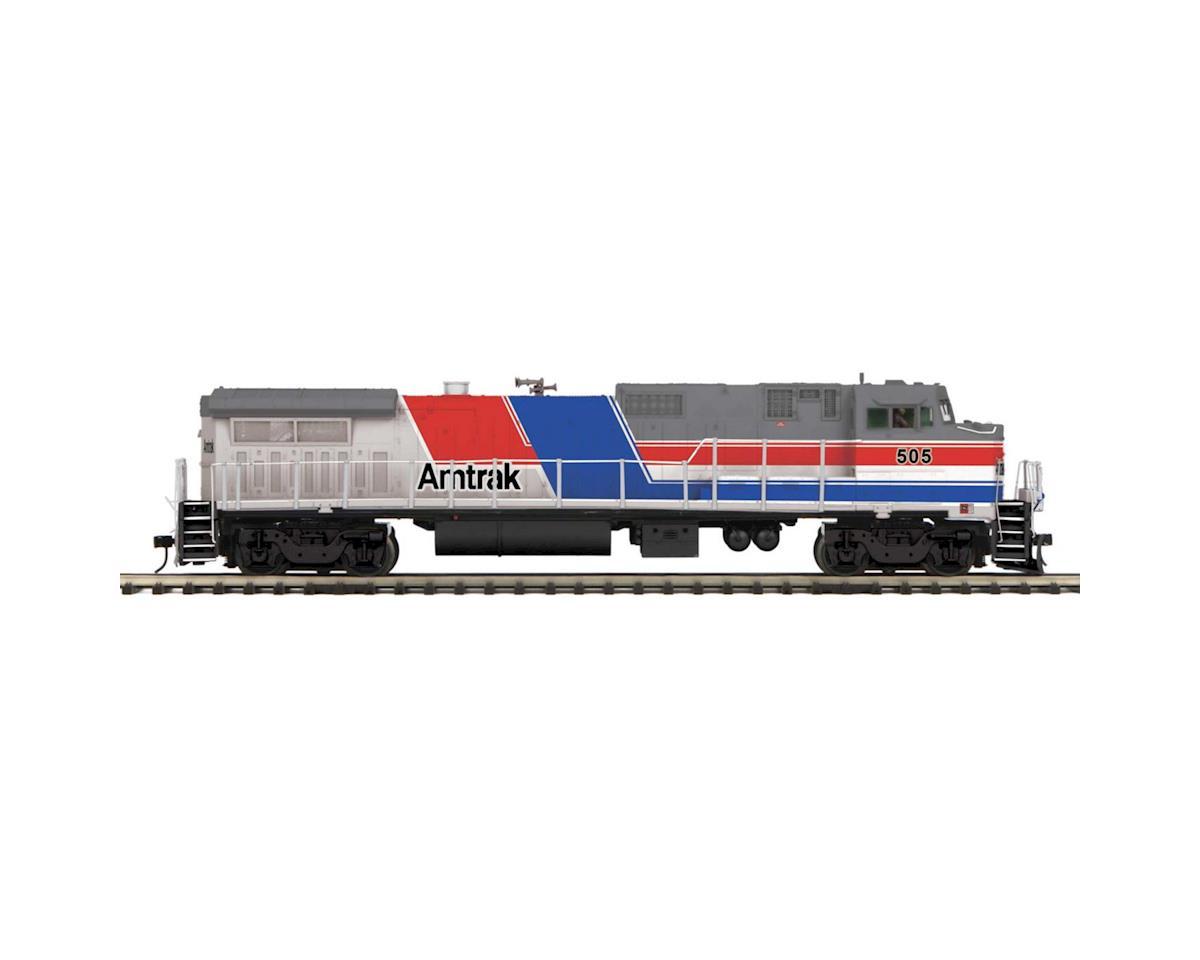 O Hi-Rail Dash 8-40BW w PS3 Amtrak #506