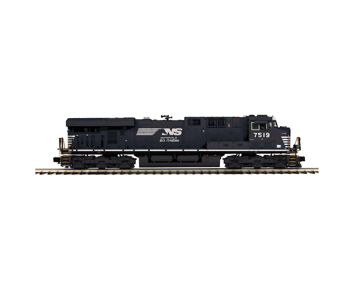 MTH Trains O Hi-Rail ES44DC w/PS3, NS #7519