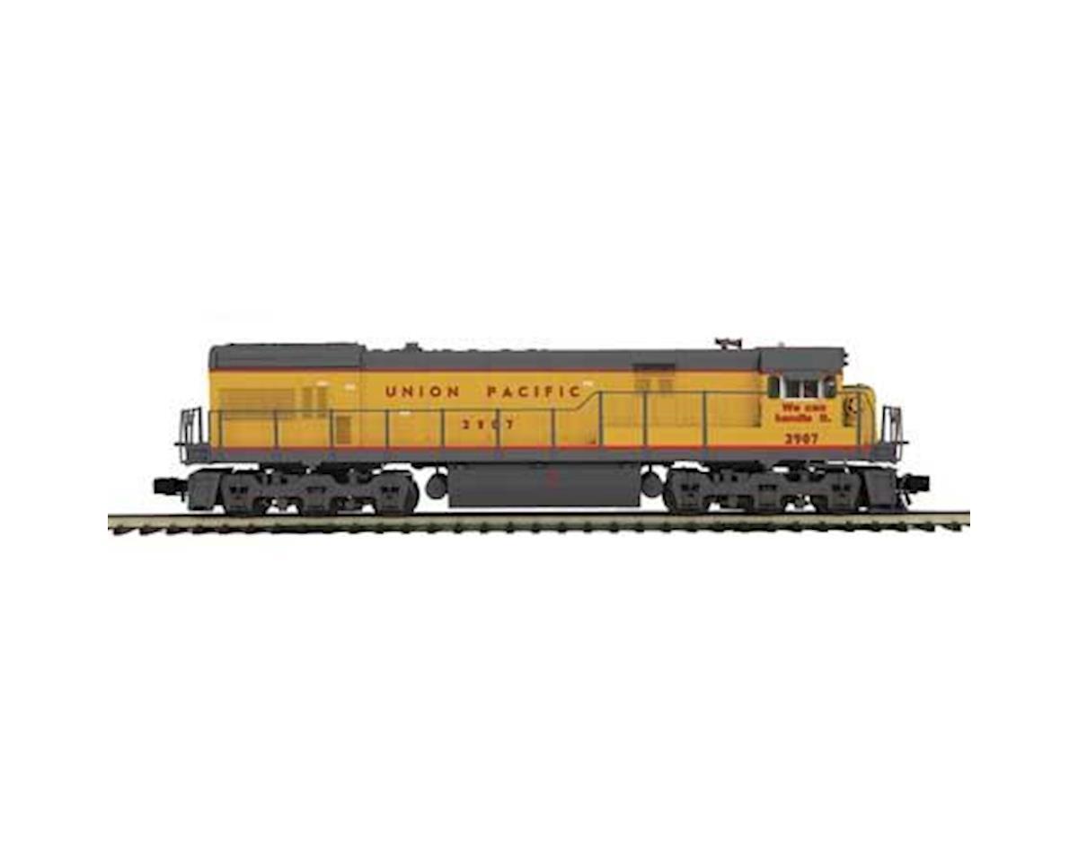 MTH Trains O Hi-Rail U30C w/PS3, UP #2907