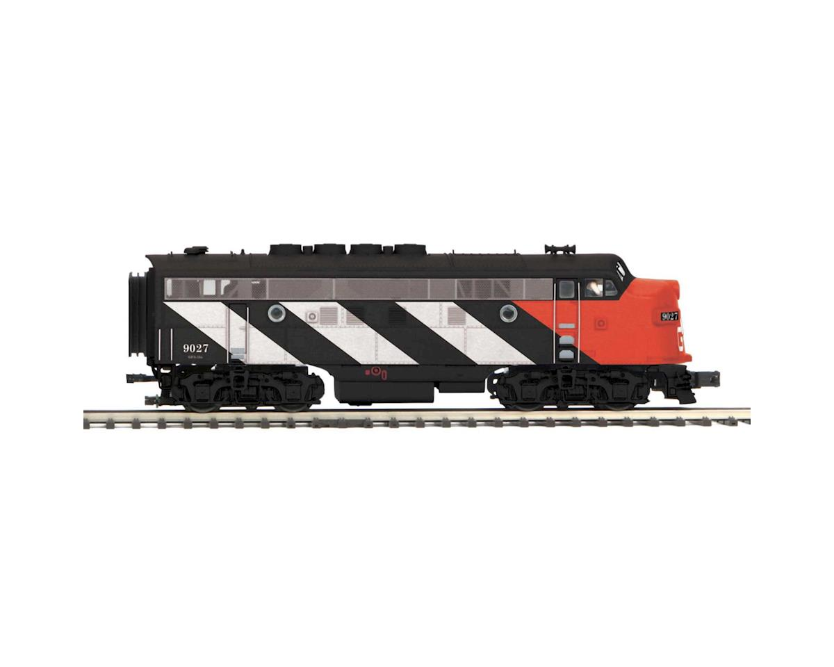 MTH Trains O Hi-Rail F3A Dummy, GT #9027