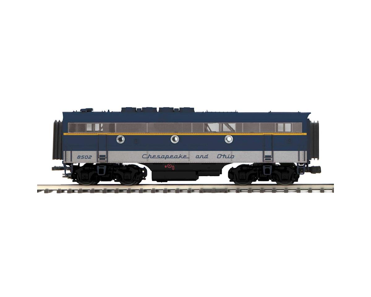 MTH Trains O  Hi-Rail F3B Dummy, C&O #8502