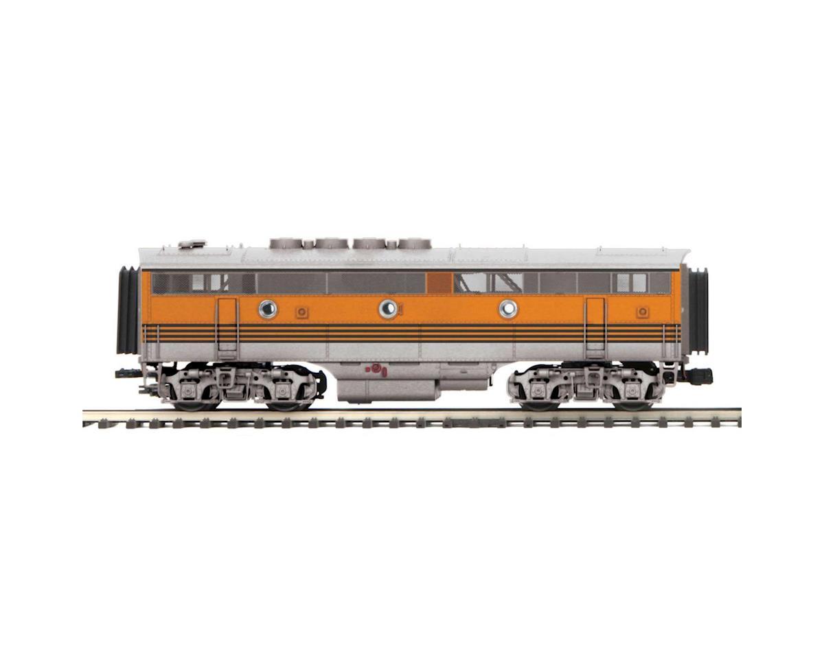 MTH Trains O Hi-Rail F3B Dummy, D&RGW #5533