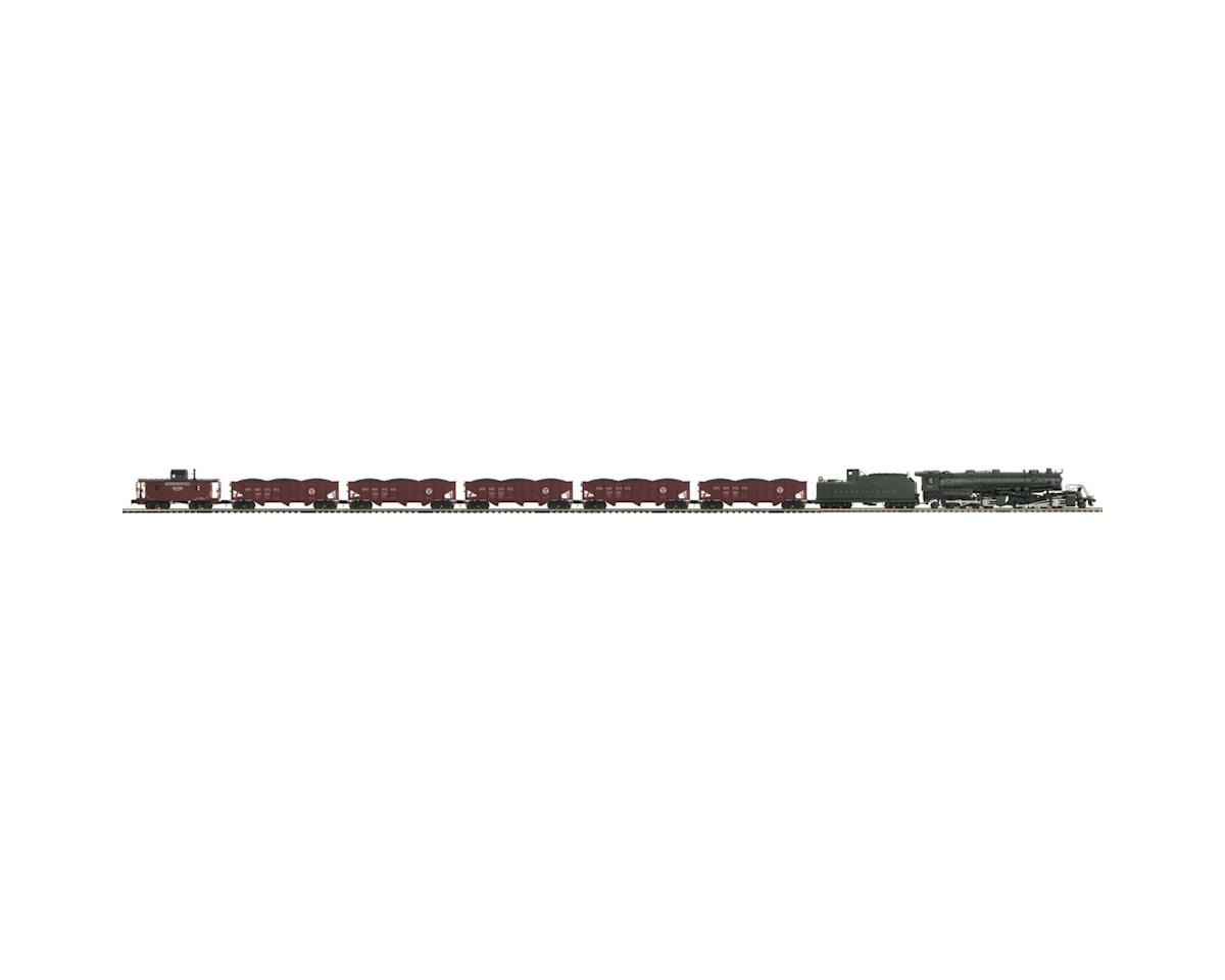 MTH Trains O 2-8-8-2 Y-3 Freight Set w/PS3, PRR