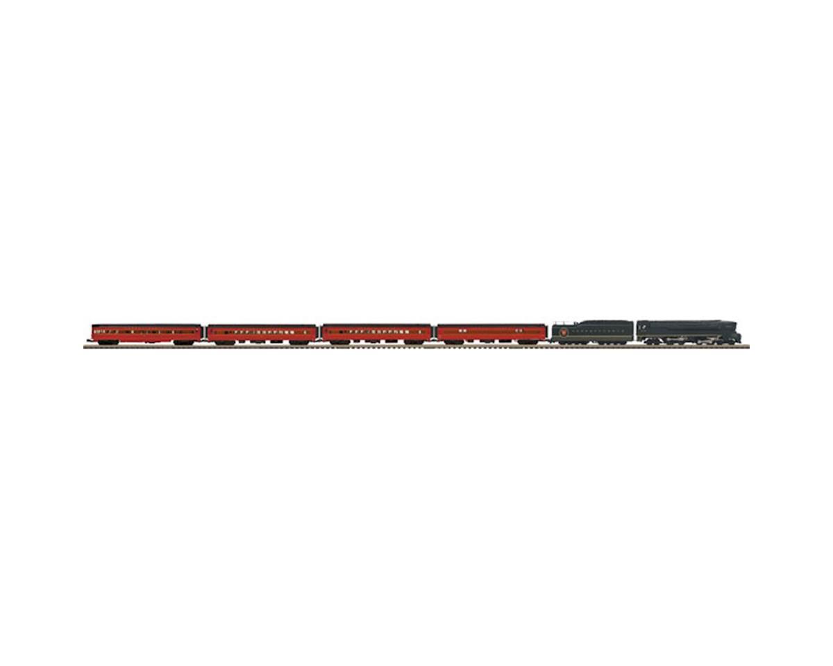 MTH Trains O T-1 Fleet of Mondernism Passenger Set w/PS3, PRR