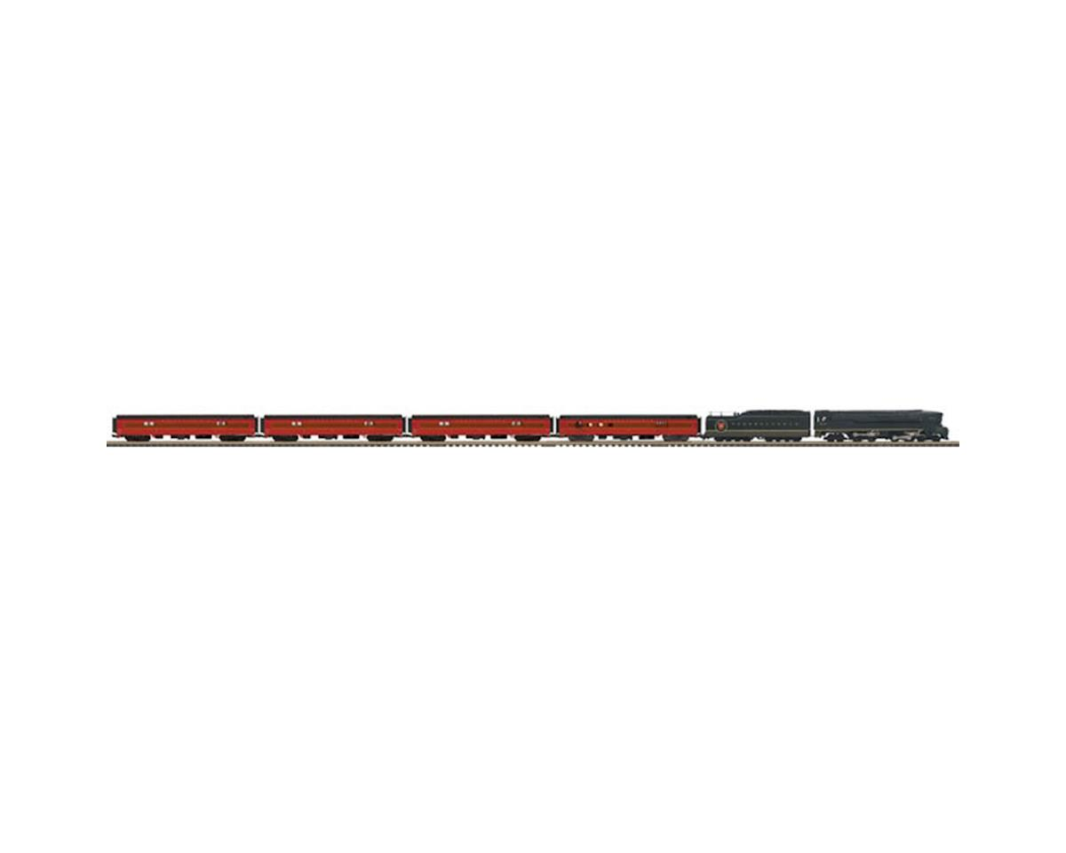 O T-1 Express Mail Freight Set w/PS3, PRR by MTH Trains