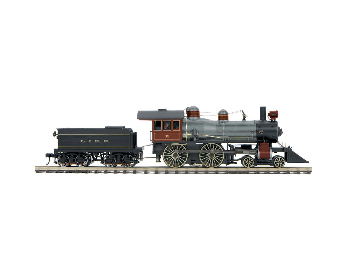 MTH Trains O Hi-Rail 4-4-0 Empire State Express w/PS3, LIRR