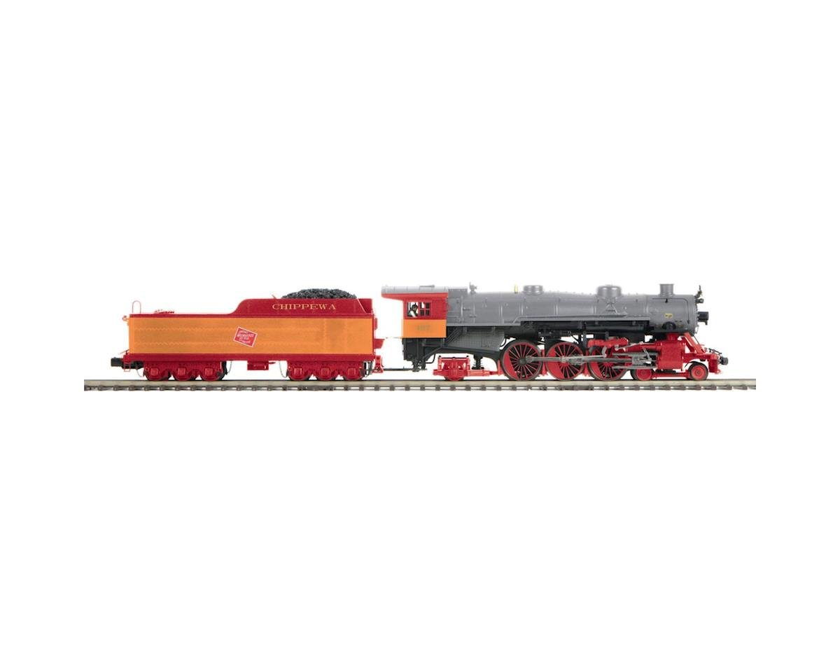 MTH Trains O 4-6-2 Pacific w/PS3, MILW
