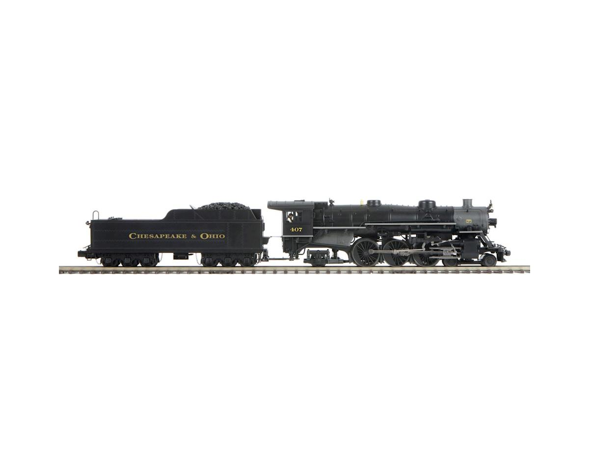MTH Trains O 4-6-2 Pacific w/PS3, C&O