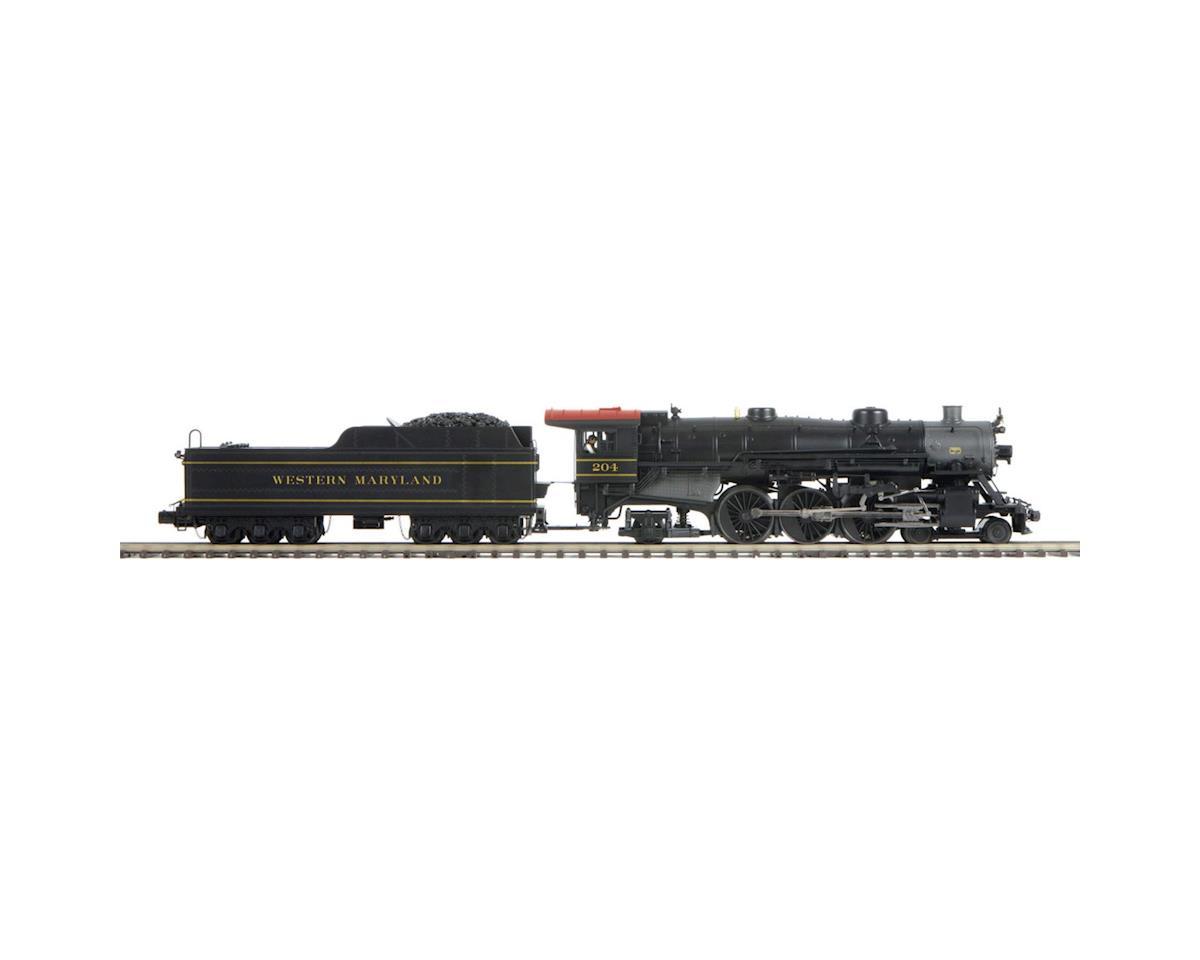MTH Trains O 4-6-2 Pacific w/PS3, WM