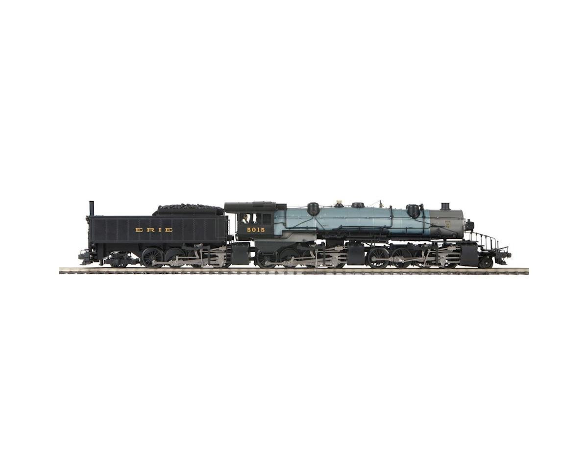 MTH Trains O Hi-Rail 2-8-8-8-2 Triplex w/PS3, Erie #1