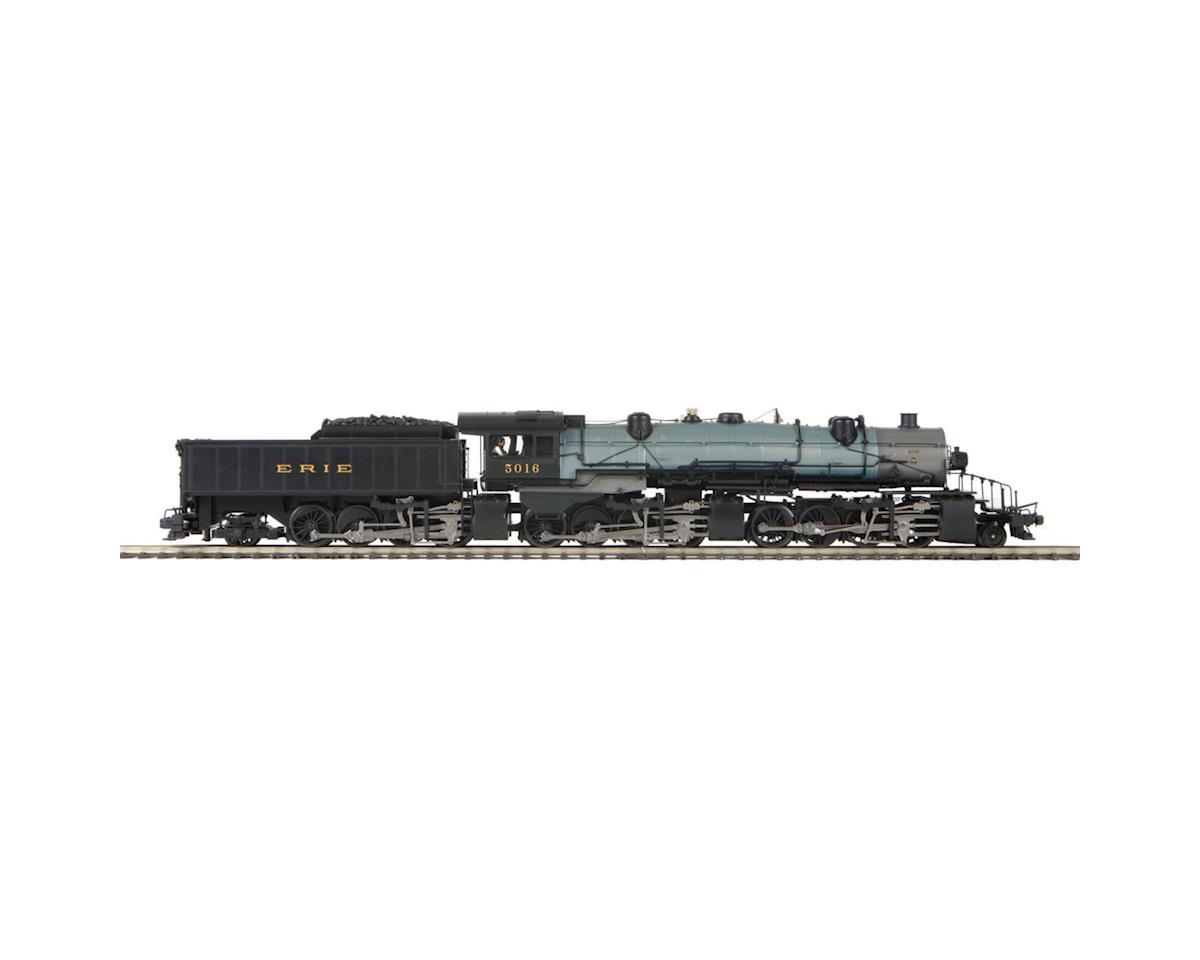 MTH Trains O Hi-Rail 2-8-8-8-2 Triplex w/PS3, Erie #2