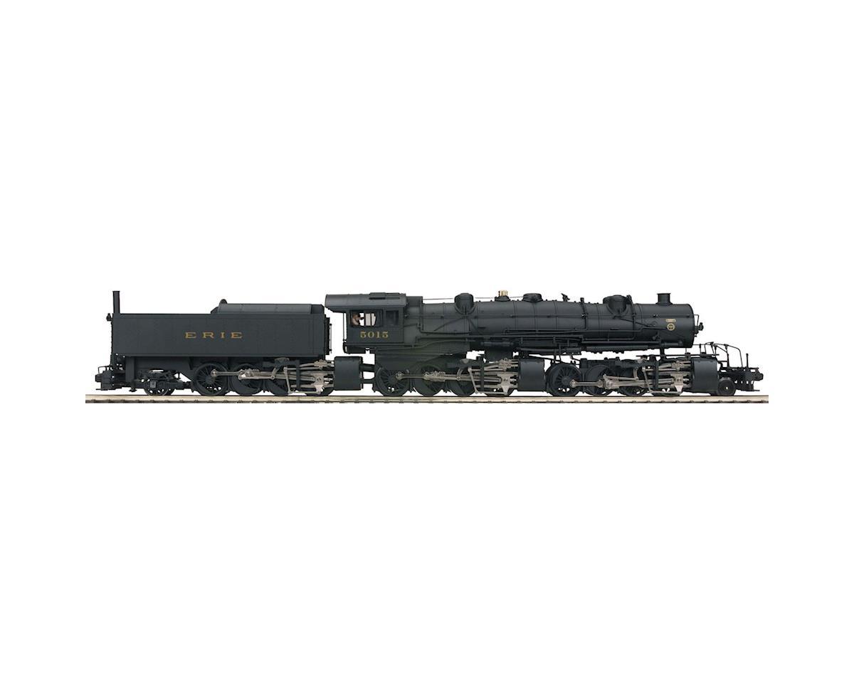 MTH Trains O Hi-Rail 2-8-8-8-2 Triplex w/PS3, Erie #3
