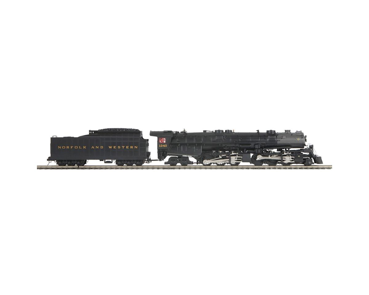MTH Trains O Hi-Rail 2-6-6-4 Class A w/PS, N&W #2