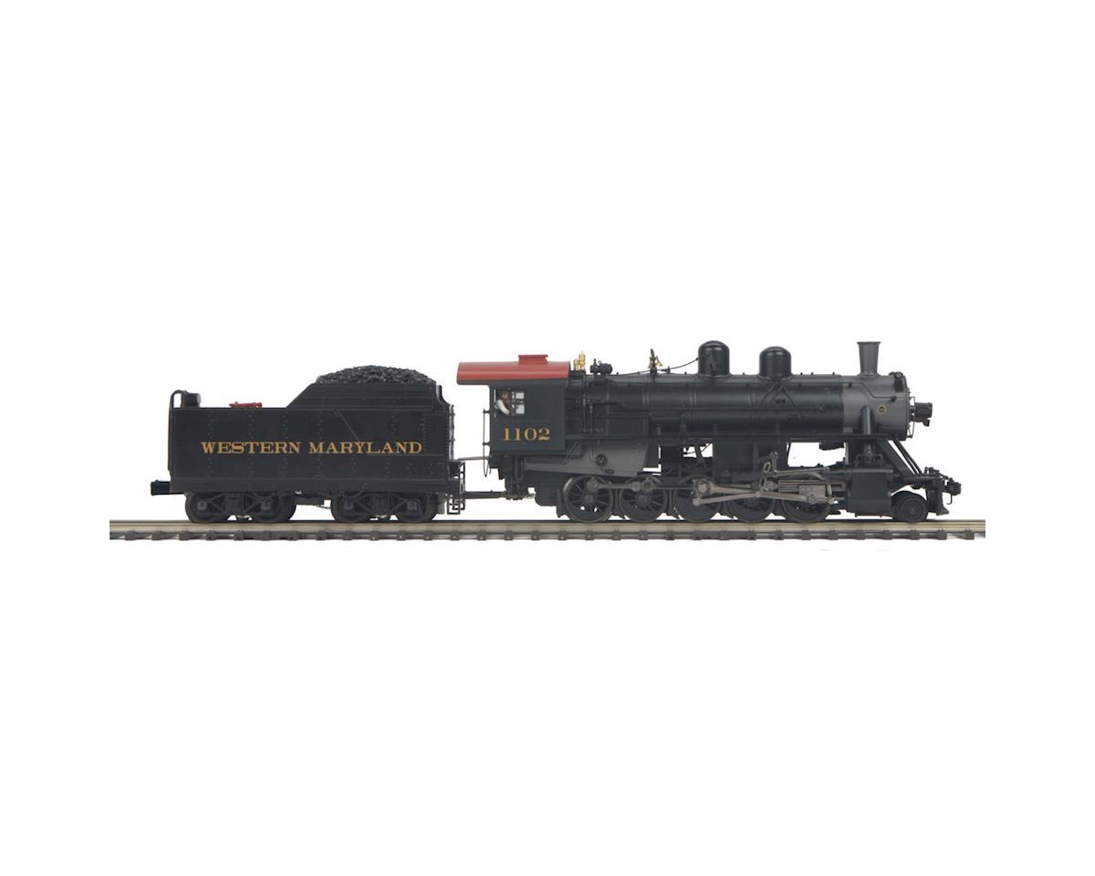 MTH Trains O Hi-Rail 2-10-0 Russian Decapod w/PS3, WM #1105