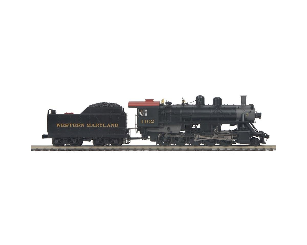 MTH Trains O Hi-Rail 2-10-0 Russian Decapod w/PS3, WM #1105