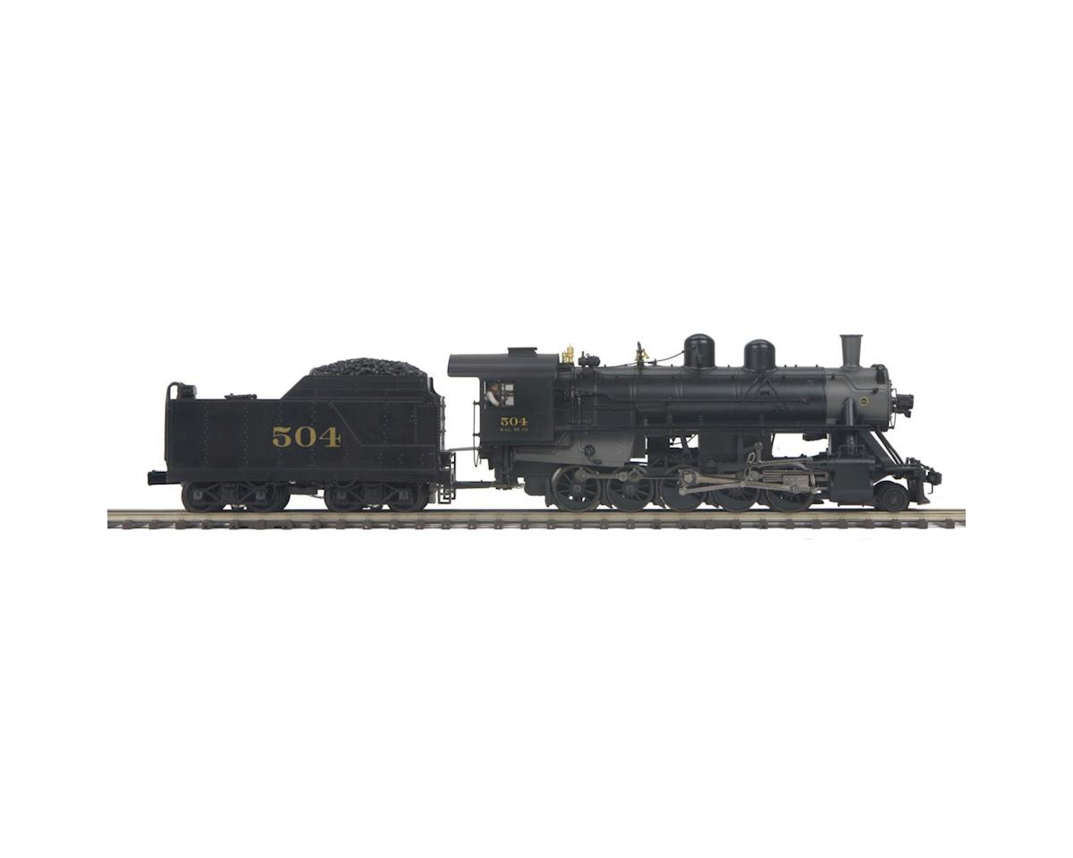 MTH Trains O Hi-Rail 2-10-0 Russian Decapod w/PS3, SAL #504