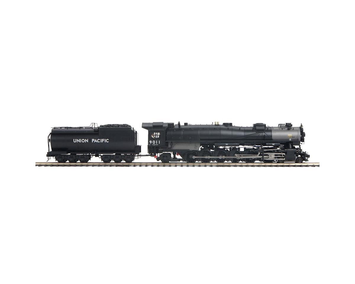 MTH Trains O Hi-Rail 4-12-2 9000 w/PS3, UP #9011