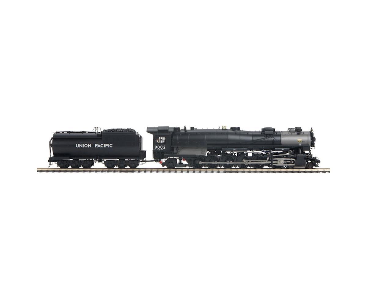 MTH Trains O Hi-Rail 4-12-2 9000 w/PS3, UP #9002