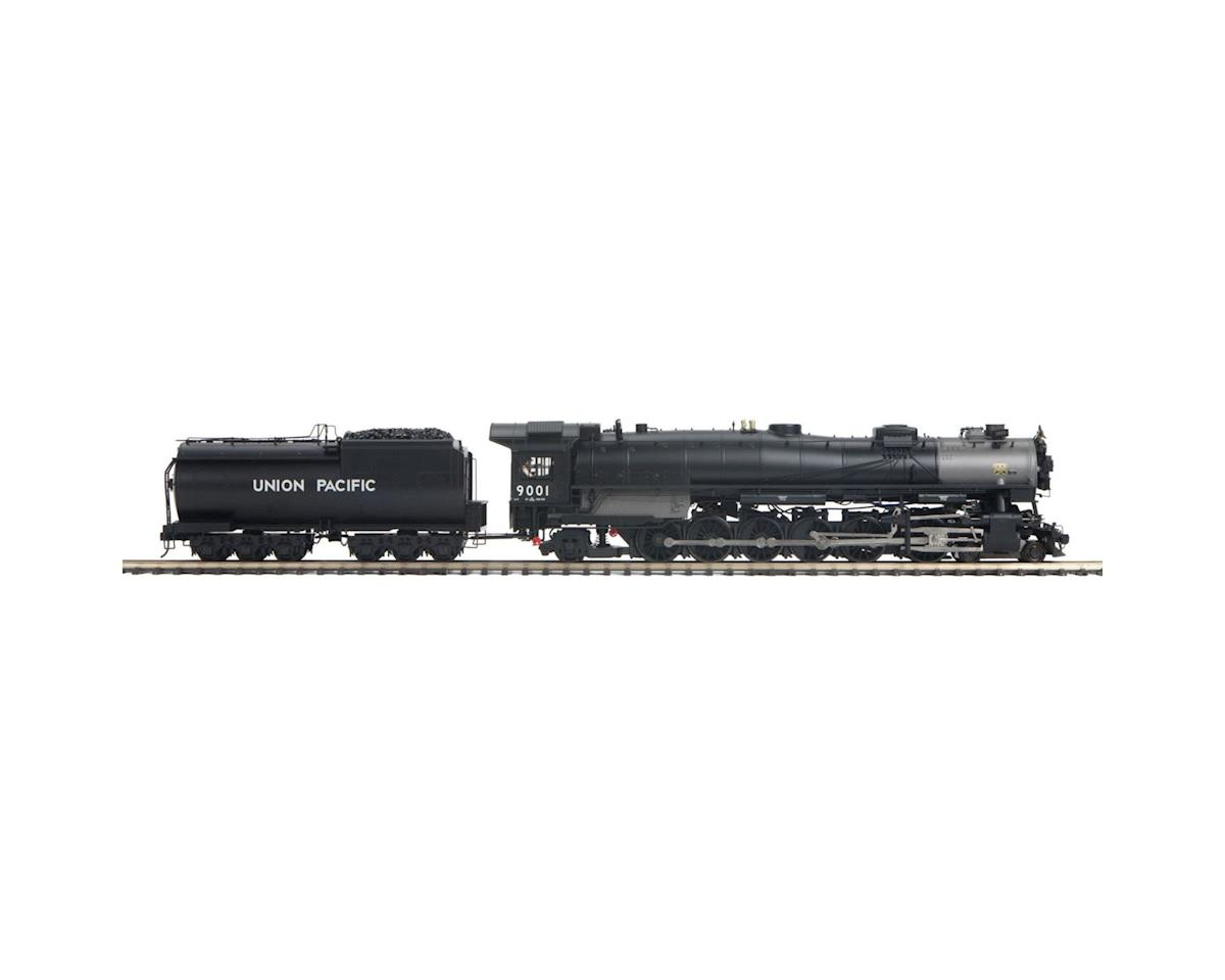 MTH Trains O Hi-Rail 4-12-2 9000 w/PS3, UP #9001