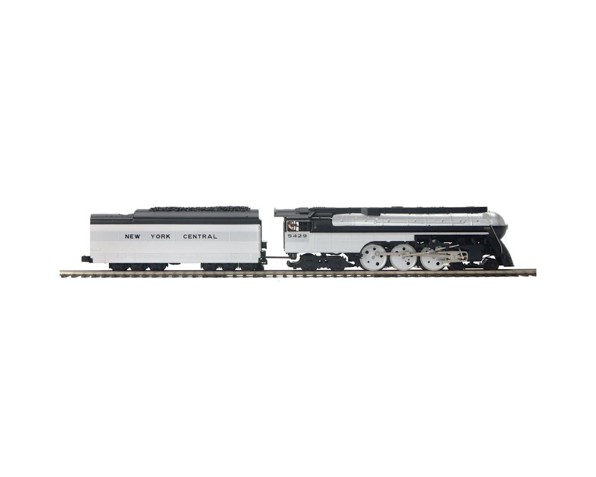 MTH Trains O Hi-Rail 4-6-4 Empire State Expressw/PS3,NYC#5429