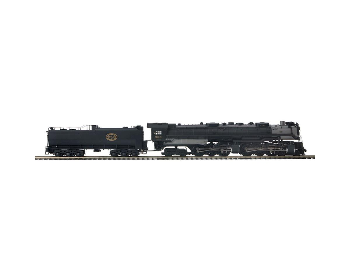 MTH Trains O Hi-Rail 4-6-6-4 Z-6 Challenger w/PS3, SP&S #903