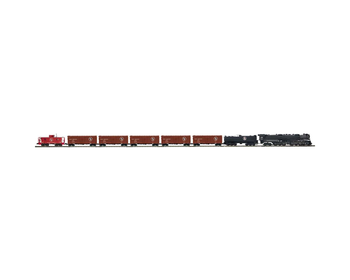 MTH Trains O 4-6-6-4 Z-6 Freight Set w/PS3,GN
