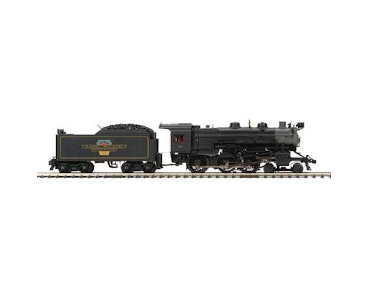 MTH Trains O Hi-Rail 4-6-0 G-5s w/PS3, LIRR