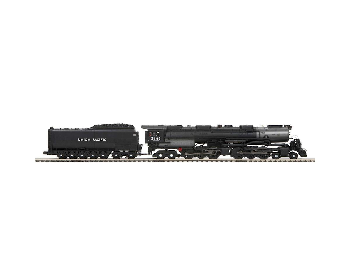 MTH Trains O Hi-Rail 4-6-6-4 Challenger w/PS3, UP #3943