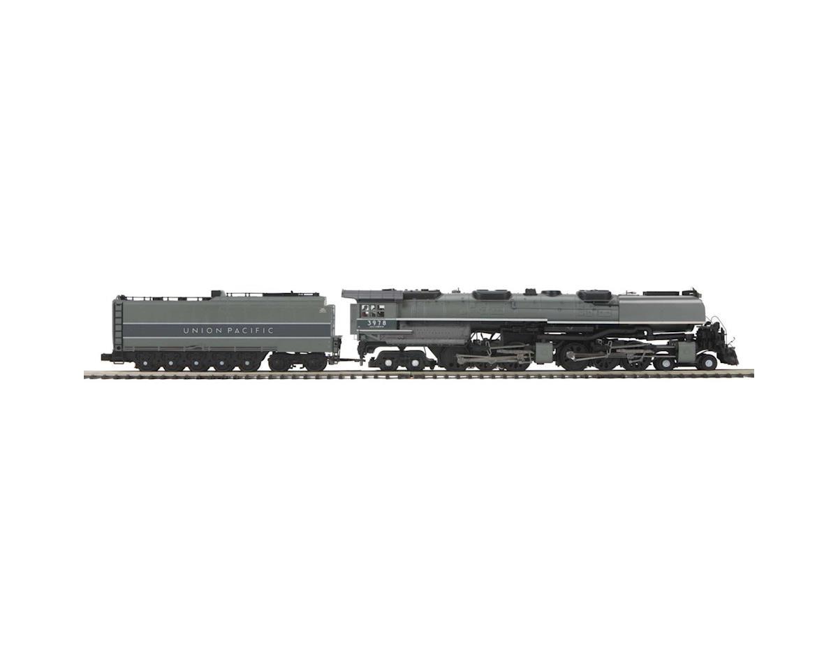 MTH Trains O Hi-Rail 4-6-6-4 Challenger w/PS3, UP #3978